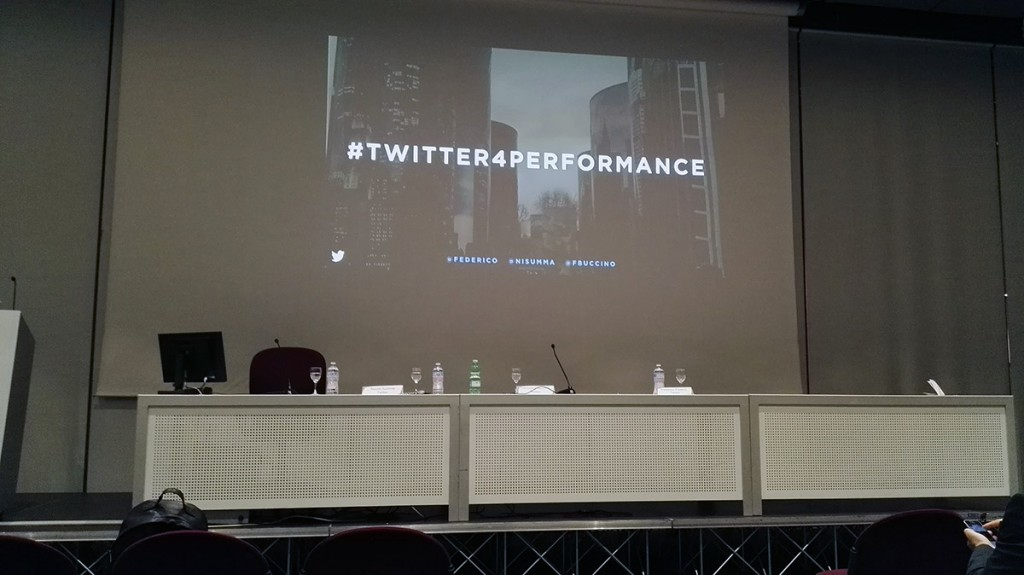 twitter4performance