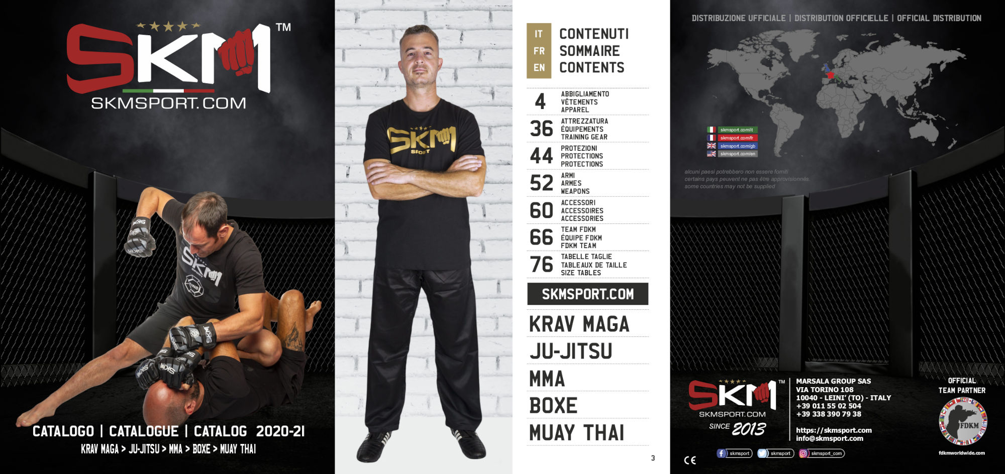 catalogo skm sport 2020-21 copertina